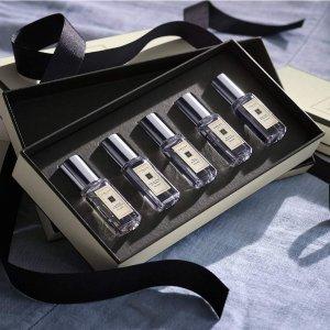 多款可选+满€90送护手霜Jo Malone 英伦小Q香套装专场 最好闻的香配最高的颜值
