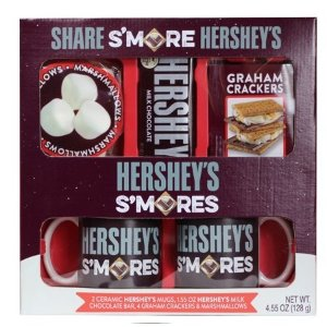 Hershey'sS'mores 巧克力礼盒 5件套