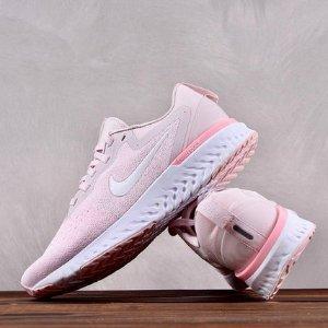 低至5折,首次全线促销Nike React 最新超高人气舒适专业跑鞋打折啦,收封面款