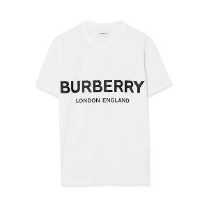BurberryPrinted cotton-jersey T-shirt