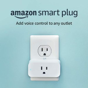 $0.99Amazon Smart Plug Works with Alexa