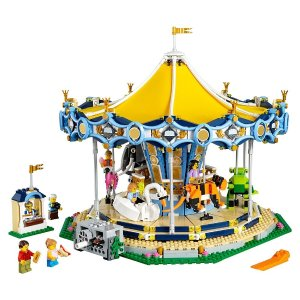 $189.99Amazon LEGO Creator Expert Carousel 10257 Building Kit (2670 Piece)