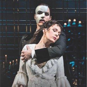 £30.25起 现场聆听熟悉的旋律歌剧魅影The Phantom of The Opera 去伦敦西区看最经典的戏