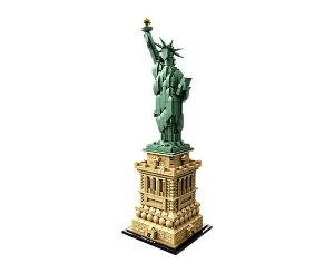 Statue of Liberty - 21042   Architecture   LEGO Shop