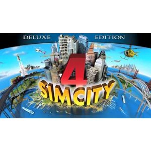 EASimCity 4 Deluxe Edition | Mac Steam Game | Fanatical