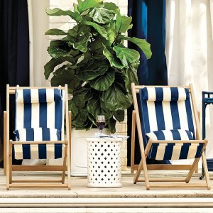 Classic Beach 折叠椅