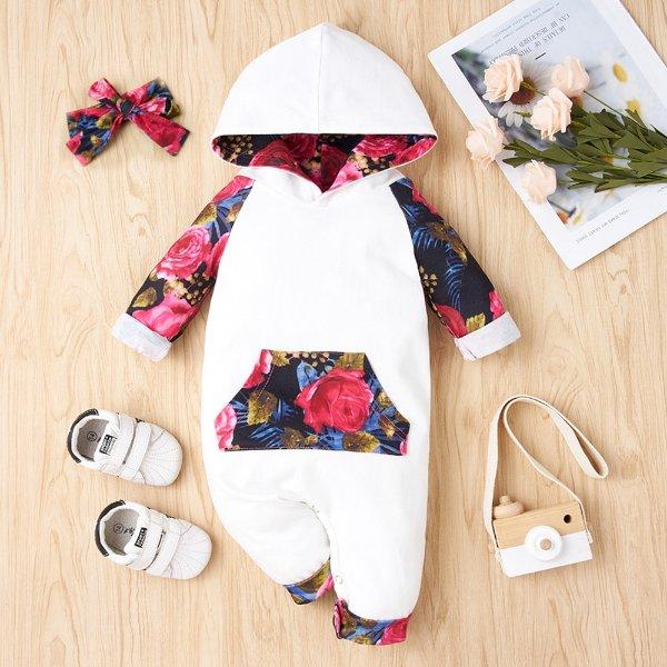 婴童连体衫
