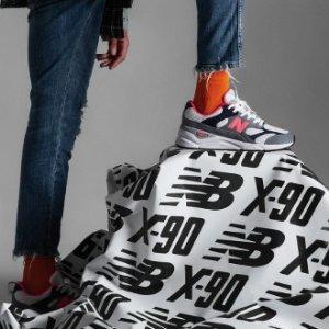 7.5折 $97入复古574系列New Balance 运动服饰、鞋履、配饰两日限时大促