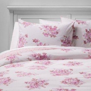 $48.99 起Opalhouse 花团锦簇全棉床品套装 多尺寸可选