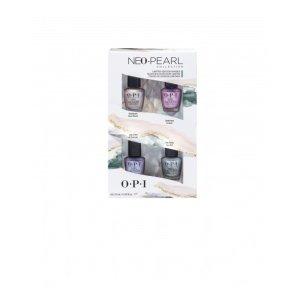 OPI消费满£40免费赠送全新珍珠款4支装