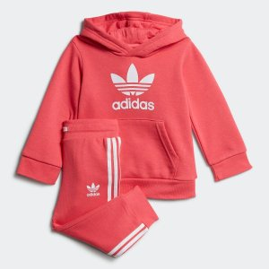 Adidas婴童卫衣套装