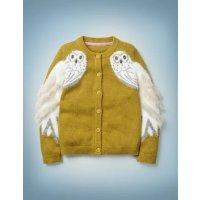 Boden 儿童 Hedwig 猫头鹰开衫