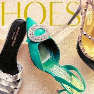 低至8折 MB钻扣鞋$799起Rue La La 精选大牌美鞋热卖