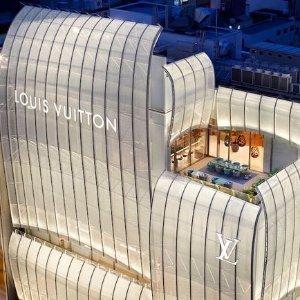 奢侈品跨界营销Louis Vuitton 全球首家咖啡店开幕 但是居然没在巴黎?