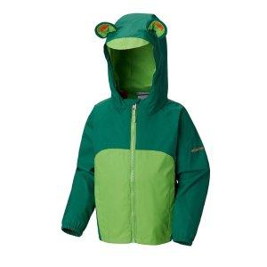 低至3.5折+会员包邮Columbia官网儿童户外服饰精选促销 好价收棉服外套