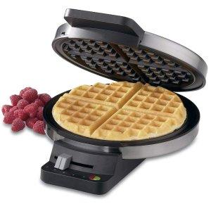 史低价:Cuisinart WMR-CA 经典华夫饼机