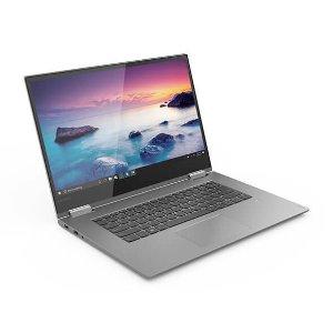 独显 + 翻转触屏 仅$950Yoga 730 15吋笔记本 i7 8550U GTX 1050 16G 512G
