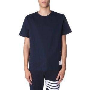 Thom BrowneLogo Patch T恤
