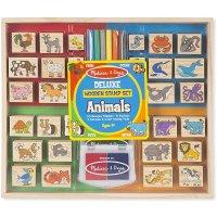 豪华动物造型图章