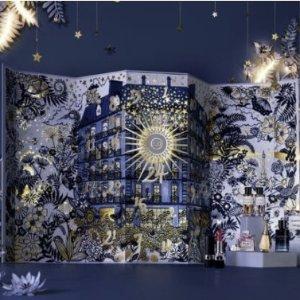 定价£400+送8件!官网开售!Dior 迪奥2021圣诞限量多套装更新,收圣诞日历惊喜梦幻午夜蓝!