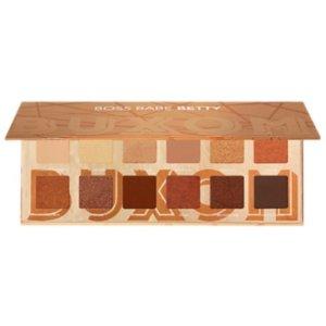 BuxomBoss Babe Betty Eyeshadow Palette - Gold Shades | BUXOM Cosmetics