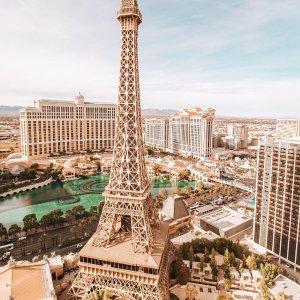 As low as $44Paris Las Vegas Hotel Discounted Rate