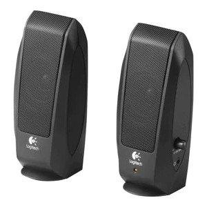 白菜价:Logitech S-120 2.0 有源多媒体音箱