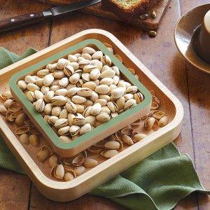 Pistachio Pedestal | Nut Bowl, Pistachio Shells | UncommonGoods