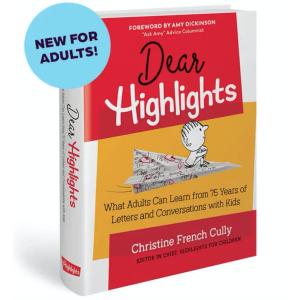 独家:Dear Highlights 育儿书,Highlights 出版社最新出品
