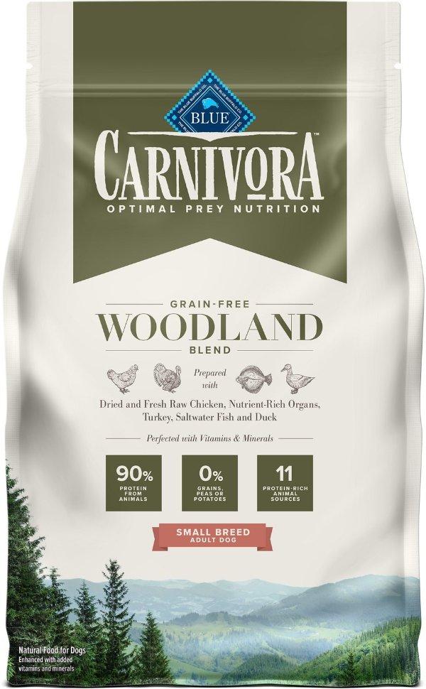Carnivora 小型成年犬干粮4磅