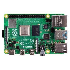 $35Raspberry Pi 4 树莓派4 Model B - 1GB DDR4