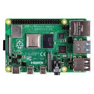 $35Raspberry Pi 4 Model B - 1GB DDR4