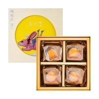 陶陶居 靓在心里 流心奶黄月饼 360g