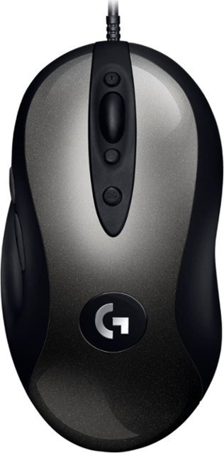 - G MX518 Wired Optical Gaming Mouse