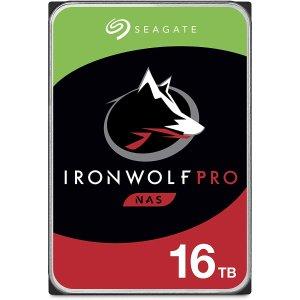 $551.99Seagate IronWolf Pro 16TB NAS Internal Hard Drive HDD