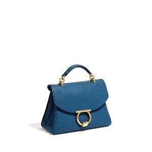 Salvatore FerragamoGancini Top Handle Bag