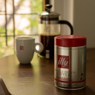 限时8折 吃月饼需配好咖啡独家:illy 全线咖啡中秋节限时大促