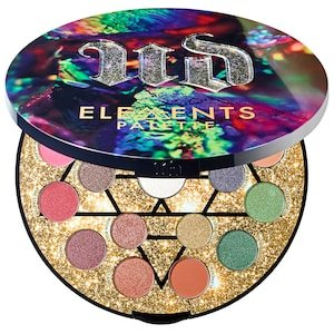 Elements Eyeshadow Palette - Urban Decay | Sephora