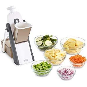 6折Dash 可调试蔬菜切片机 三色可选