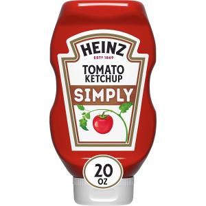 Heinz 番茄酱 20oz 12瓶