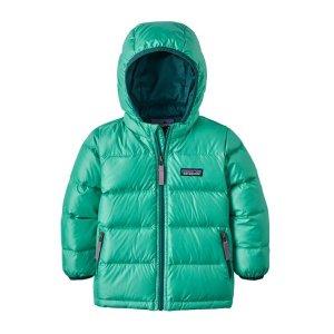 Patagonia600 充绒量Hi-Loft 幼童连帽羽绒服