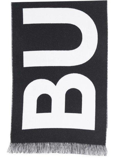 logo羊毛围巾