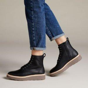 Clarks靴子