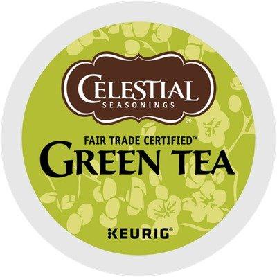 Celestial Seasonings 天然抗氧化绿茶胶囊 24颗装