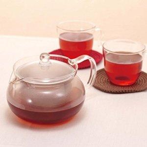 $16.85Hario 700ml 透明玻璃茶壶
