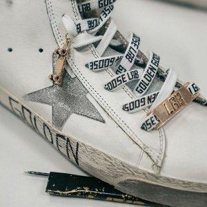最高减$900 买多更省多Golden Goose 多款最新拼色小脏鞋热卖 拒绝撞鞋