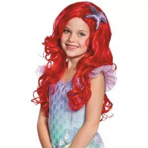 My First Disney Princess美人鱼假发