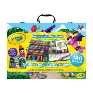 低至32折限今天:精选绘儿乐Crayola绘画产品促销 $2.52起