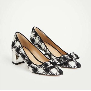 Extra 40% OffShoes Sale @Ann Taylor