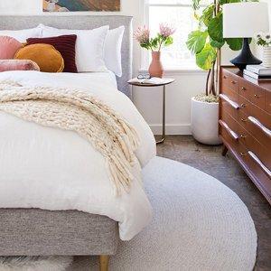 7步轻松拥有颜值与舒适并存的小窝美好生活研究所—卧室软装法则 来自美国软装师的checklist